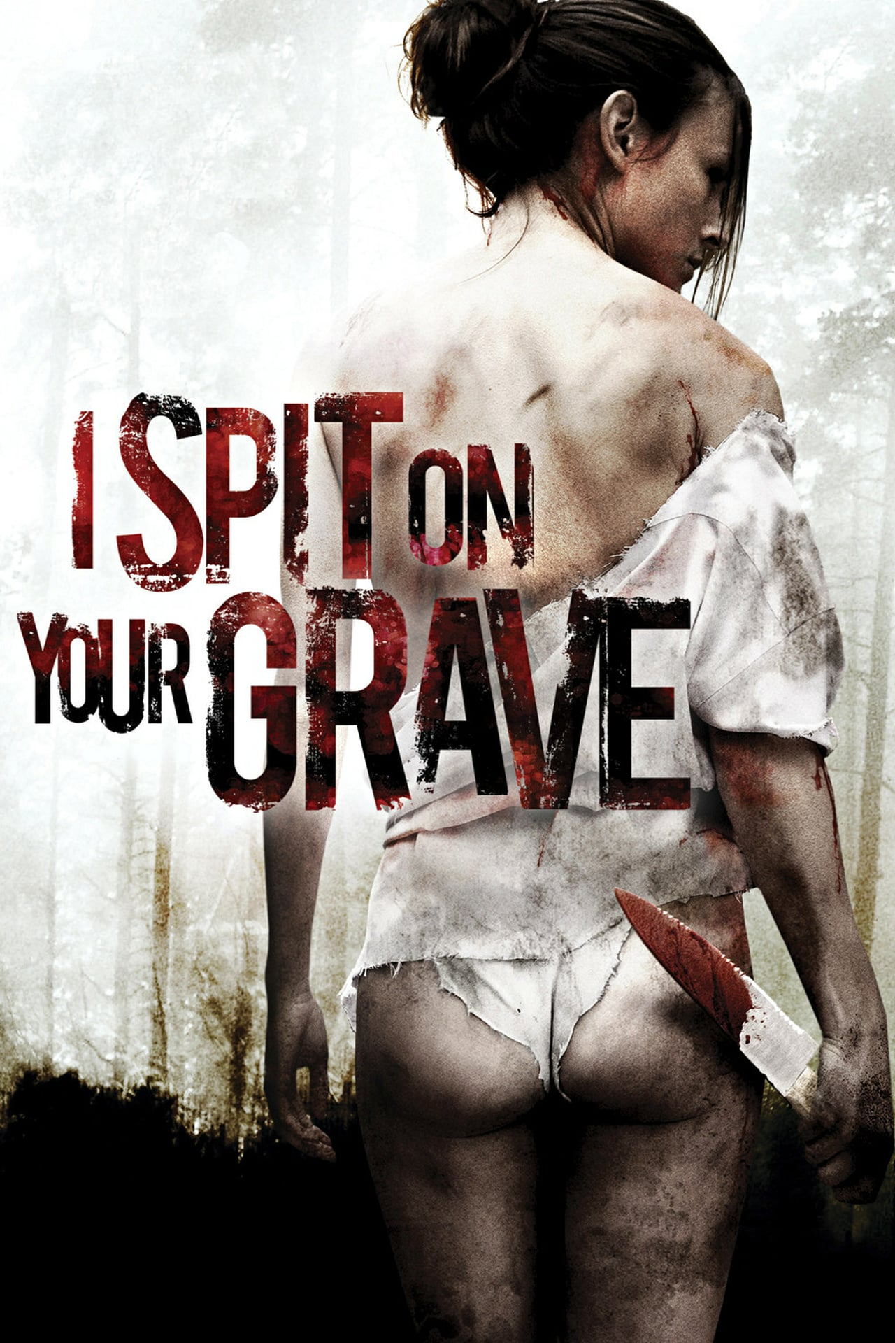 I Spit on Your Grave 2010 English