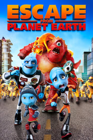 Escape from Planet Earth 2013 Hindi Dubbed