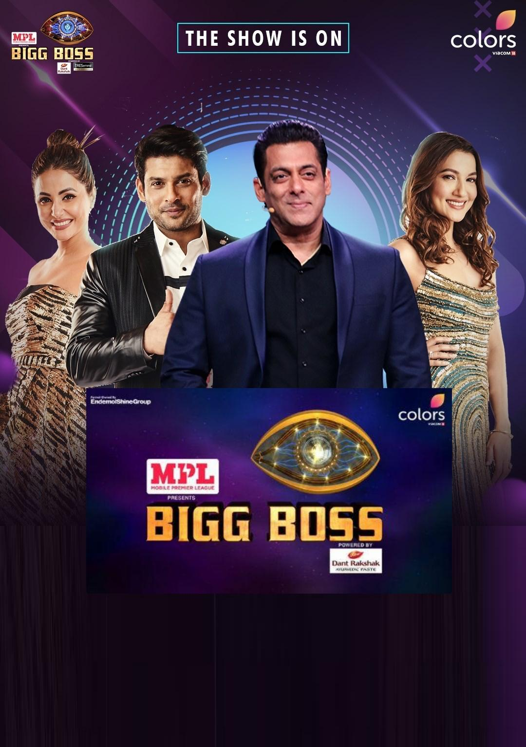 Bigg Boss 14 (2020) Full Show