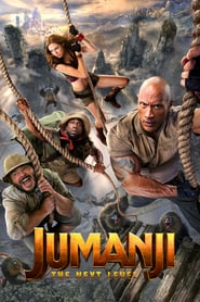 Jumanji: The Next Level Hindi Dubbed