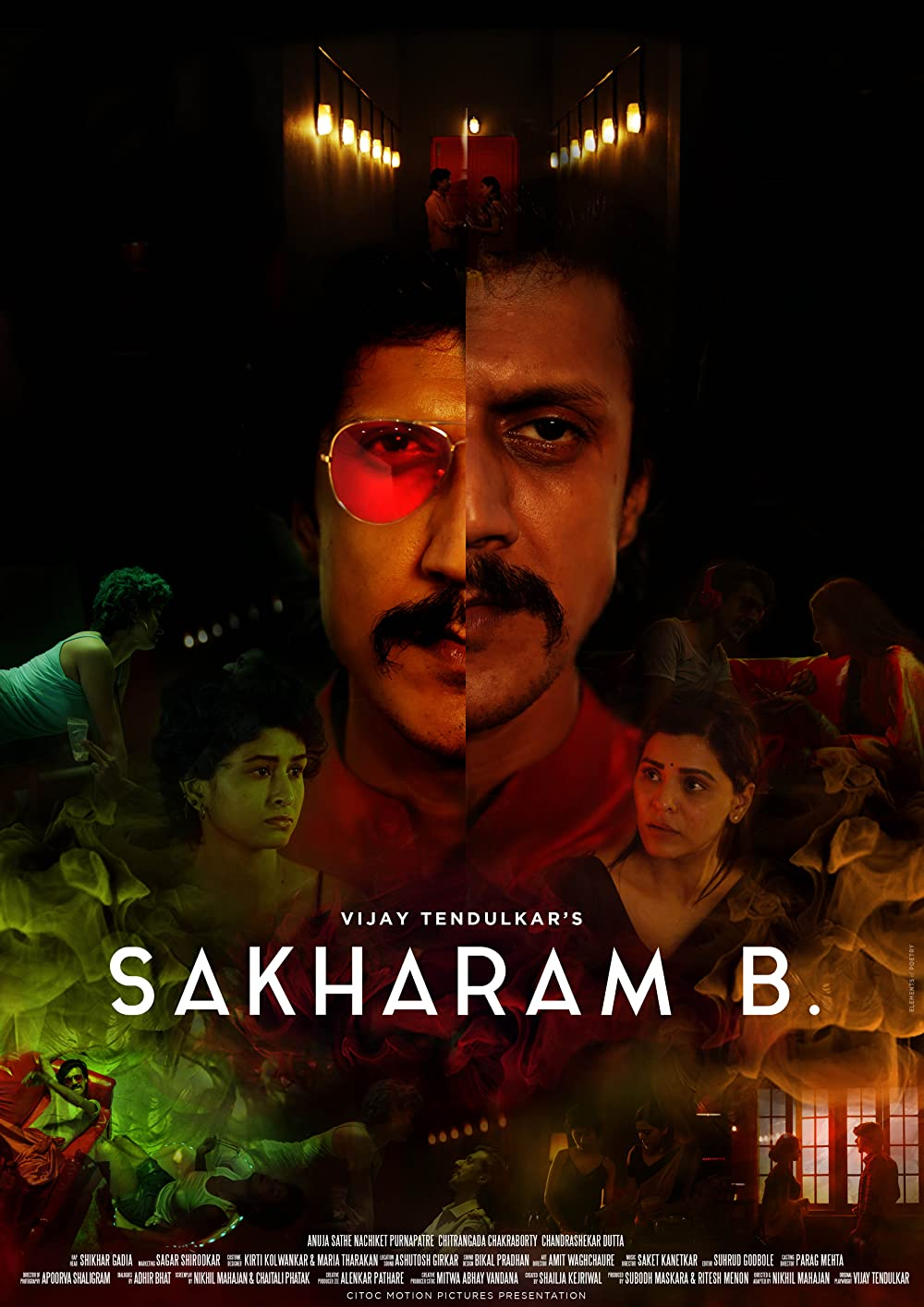 Sakharam B. (2019) Hindi